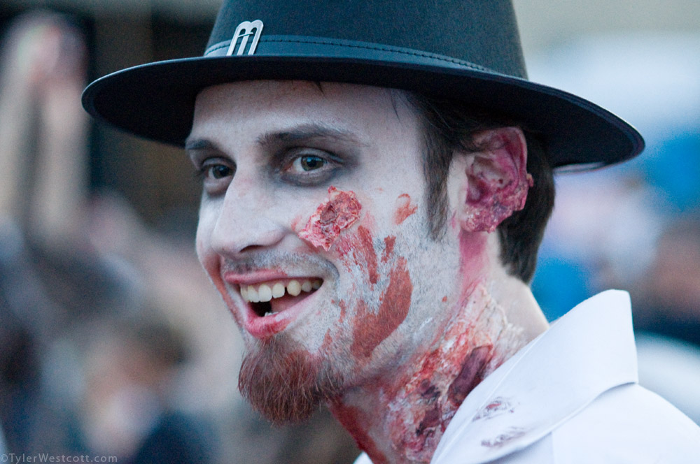 Zombie Mob, Fremont, Seattle, Washington