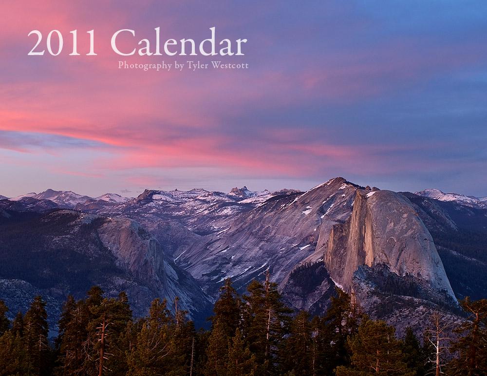 2011 12-Month Calendar - U.S.